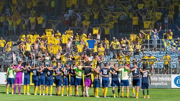 OPAVA bude děkovat fotbalem.