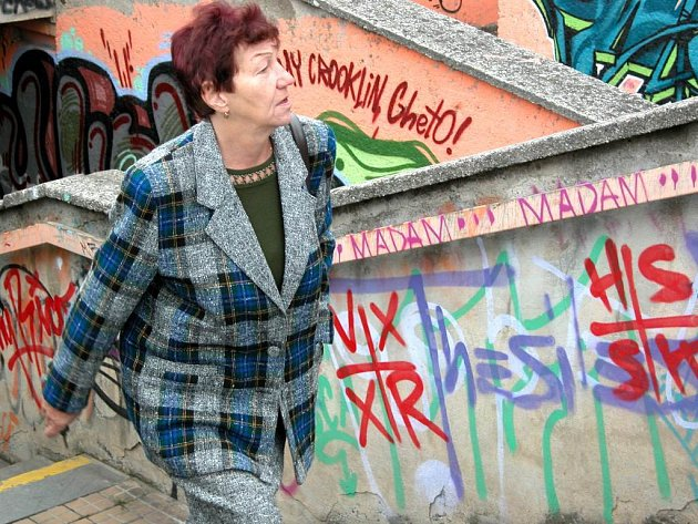 Graffiti někdo považuje za umění, někdo za hyzdění různých míst. Bezesporu jsou však součástí téměř každého města.