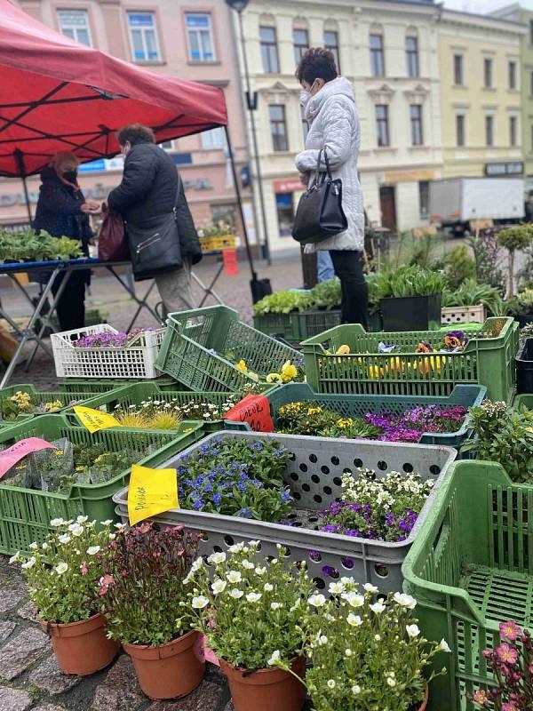 Farmářské trhy Opava.