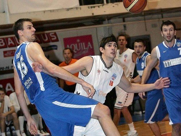 Basketball Brno - BK Breda & Weinstein Opava 80:88