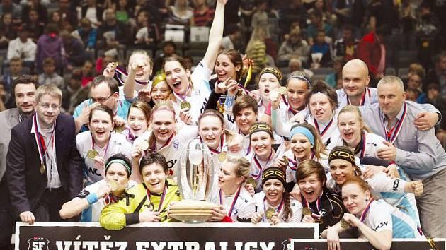 Loni v dubnu se družstvo vítkovických žen radovalo ze zisku mistrovského titulu. V pražském finále tentokrát deklasovalo Herbadent Praha 5:0. Jak si povede současný ostravský tým v Opavě v pohárovém finále?