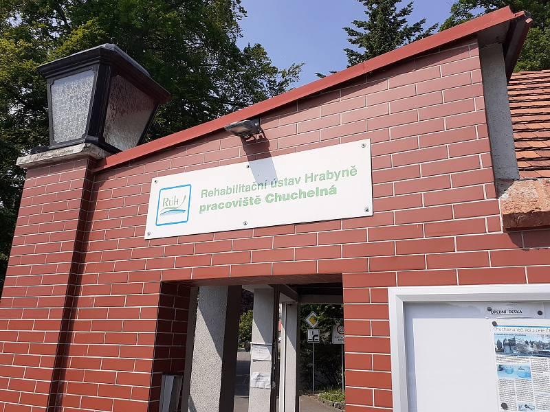 Rehabilitační ústav v Chuchelné