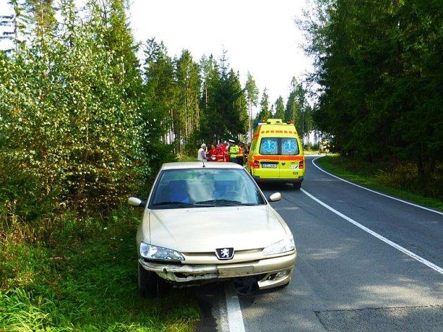 Tragická nehoda se udála v neděli okolo patnácté hodiny na Vítkovsku.