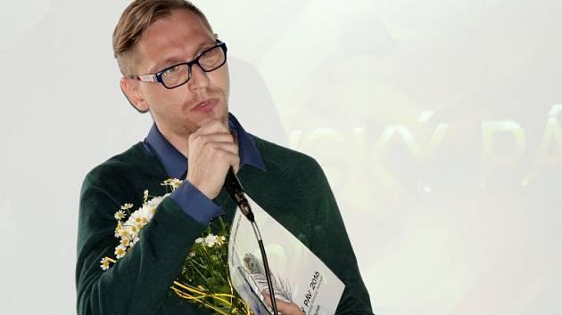 Vojtěch Peřina uspěl v kategorii dokumentárních filmů se snímkem Na hraně/ Řezník.