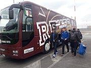 Opavští basketbalisté cestovali k dalšímu zápasu basketbalové Ligy mistrů do Benátek.