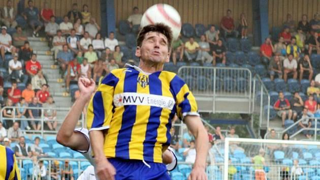 Opavští fotbalisté tho tentokrát moc v ofenzivní činnosti nepředvedli, což přiznal i špílmachr Milan Barteska.