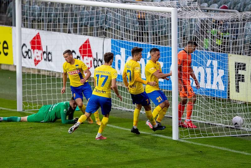 MOL Cup : SFC Opava - Ml.Boleslav