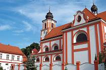 Bohumír Kristián Hirschmentzel byl rovněž správcem farnosti v Bolaticích. Nový kostel zde byl postaven v roce 1703, tedy ve stejné době, kdy tento spisovatel ve Velehradě zemřel.