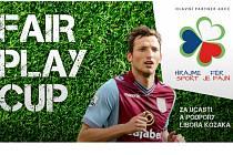 Část pozvánky na sobotní akci Fair play cup.
