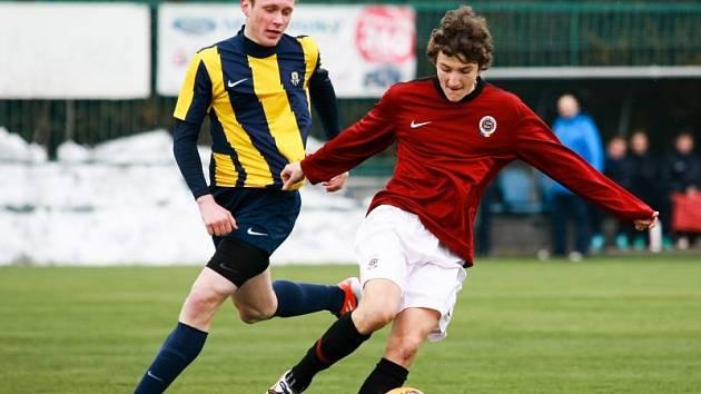 Slezský FC  Opava U19 – Sparta Praha U19 4:0