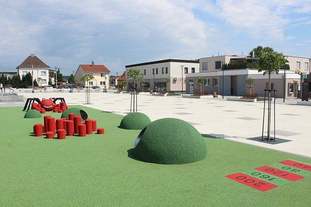 Nové náměstí.