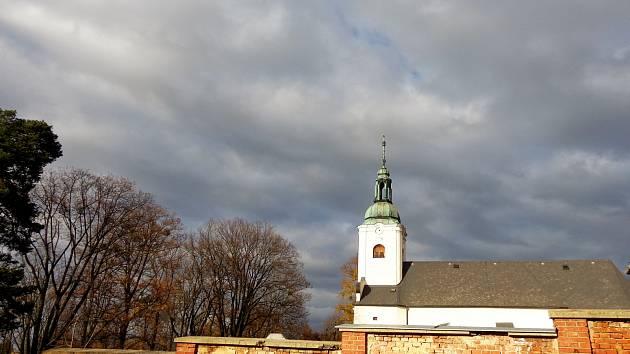 Snímky z procházky naší čtenářky po Opavě-Jaktaři.