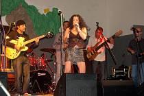 Jednou z kapel, které ve čtvrtek zahrály Opavanům, byla skupina Gulo čar.