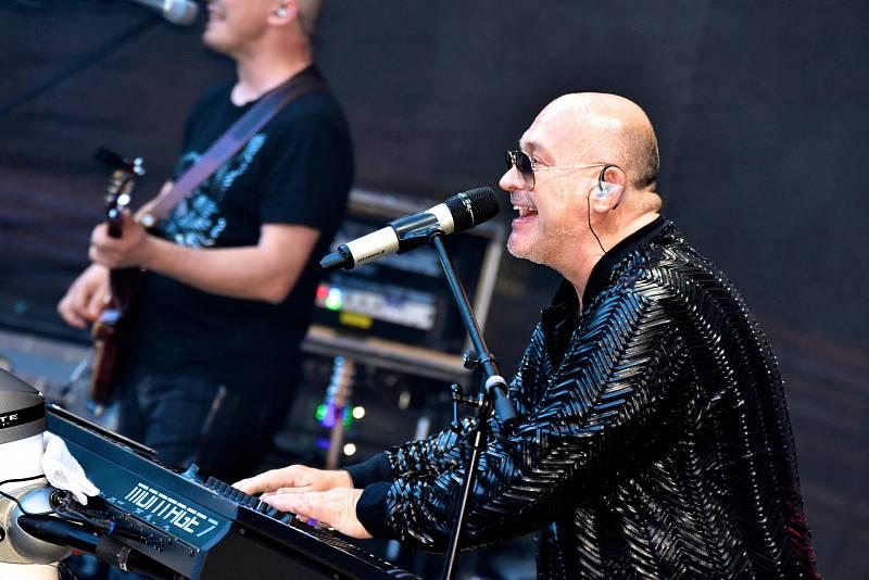 Popový hitmaker Michal David vystoupí v Opavě.
