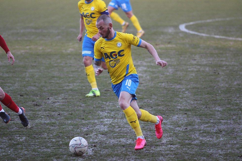 1. liga: Teplice - Opava.