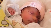 Adriana Žurek se narodila 3. října, vážila 2,69 kilogramů a měřila 48 centimetrů. Rodiče Irena a Jiří z Opavy své prvorozené dceři přejí, aby byla v životě především zdravá a šťastná.