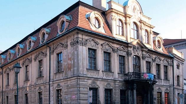 Blücherův palác