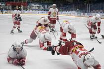 Opavští hokejistí loupili v Brně