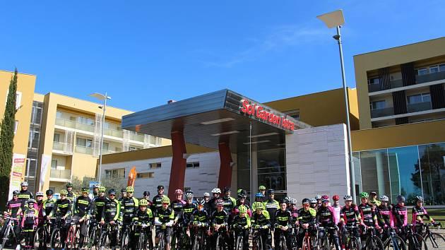 Čím dál více se začíná ve sportovním světě hovořit o opavské cyklistice. Oddíl HEAD Bike TJ Opava začíná sbírat úspěchy a buduje si respekt.