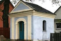 Takto vypadá kaplička v Nových Těchanovicích poté, co prošla náročnou obnovou.