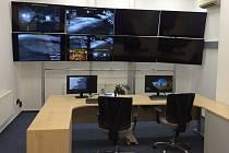 Rekonstrukce operačního střediska si vyžádala investici téměř dva a půl milionu korun a výsledkem je moderní pracoviště, srovnatelné i s těmi ve větších městech.