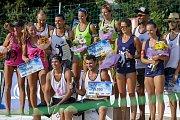 Beachvolejbalový Super cup na Kolofíkově nábřeží nabídl festival zápasů a velmi zajímavou podívanou. Pořadatelé zHappy sportu se opět vytáhli.
