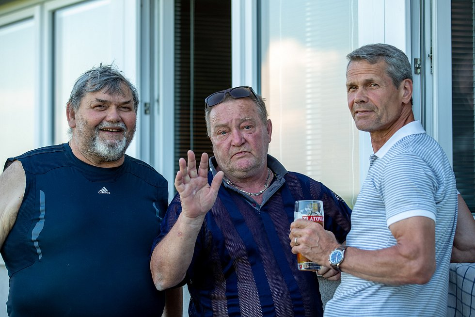 Příprava, Slavia Malé Hoštice - Žimrovice.