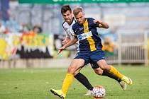 Slezský FC Opava – FC GRAFFIN Vlašim 3:2