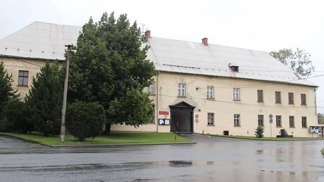 Zámek v Jezdkovicích. Ilustrační foto.