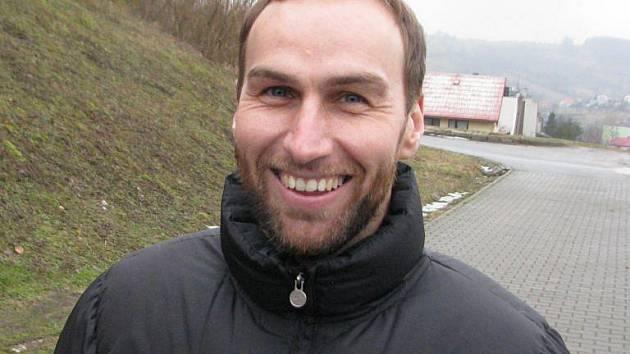 Otakar Novák v civilu.