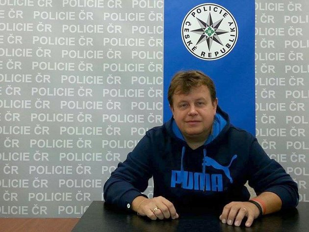 Tiskový mluvčí opavské policie René Černohorský je zvyklý se své práci věnovat čtyřiadvacet hodin denně.