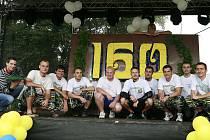 Porota. Letos připravili členové Cechu svobodných štítinských mládenců svoji oslavu mládí a svobody již postošedesáté.