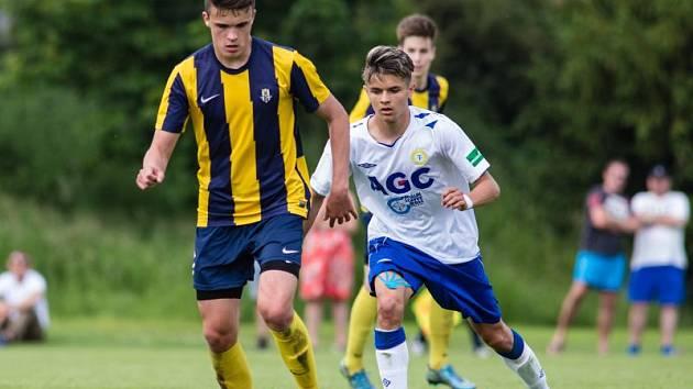 Slezský FC Opava U19 – FK Teplice U19 2:1