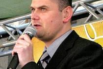 Martin Dostál na Dni s Deníkem odpovídal na dotazy k dopravní situaci v Opavě.