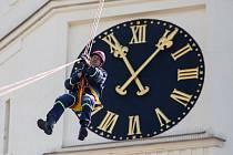Přesně den po osvobození Opavy vznikl první zdejší hasičský sbor. Sedmdesát let od jeho založení si v pátek a sobotu připomenuli nejen hasiči z Moravskoslezského kraje, ale i ze Slovenska a nedalekého Polska.