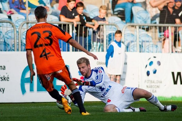 Slezský FC Opava – SK Sigma Olomouc 0:0
