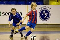 Mezinárodní halový turnaje v opavské víceúčelové hale, který byl určen pro malé fotbalisty ročníku narození 2002 a mladší.