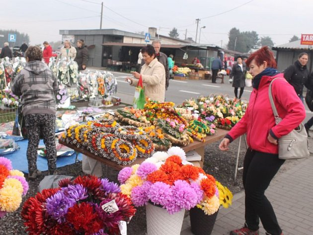 Na trhy do Zabelkówa se zájemci mohou vydat každé úterý, čtvrtek nebo sobotu.