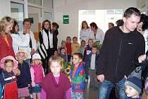 V Sudicích slavnostně otevřeli zrekonstruovanou školku.