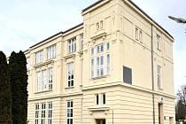 Zrekonstruovaný pavilon H ve Slezské nemocnici.