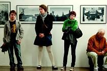 Čtyři nové výstavy byly zahájeny úterní vernisáží v Domě umění.
