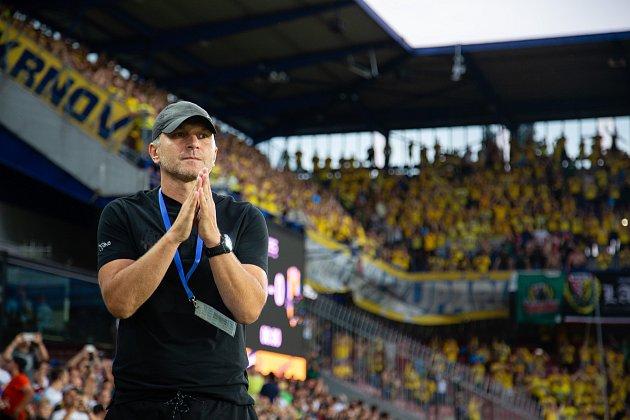 Zápas 1.kola FORTUNA:LIGY mezi AC Sparta Praha a SFC Opava 21.července 2018vGenerali areně vPraze.