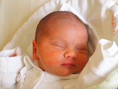 """Beáta Sojková se narodila 10. září. Vážila 3,47 kg a měřila 49 cm. """"Hlavně zdraví,"""" přejí svému prvnímu děťátku rodiče Jiří a Martina z Opavy."""
