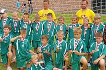 Úspěšní žáci Hlučína.