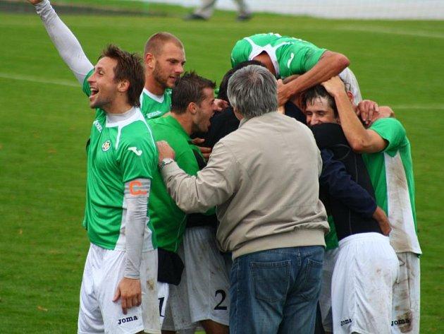 SK Sulko Zábřeh - FC Hlučín 1:2