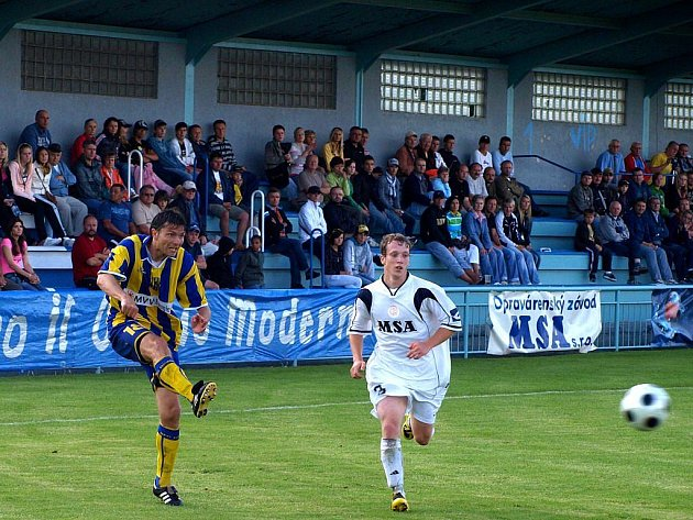 Dolní Benešov - Slezský FC Opava 0:3