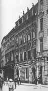Dům U Mouřenína v ulici Mezi Trhy zůstává ukázkou dřívějšího bydlení v Opavě.