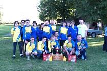 Na hasičské soutěži v Chlebičově vyhráli muži putovní pohár starosty. Dorostenci získali druhé místo a ženy obsadily třetí místo.