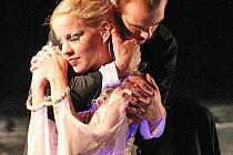 Úspěšným baletem uplynulé sezony Slezského divadla bylo Kladivo na čarodějnici.