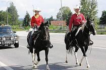 Pony express. Ilustrační foto.